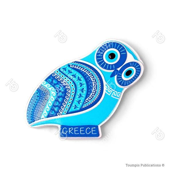 Κουκουβάγια, ελληνικό μοτίβο, greek motifs, koukouvagia, owl
